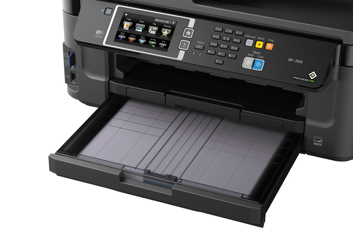 Epson Workforce Wf 7610 All In One Printer Inkjet