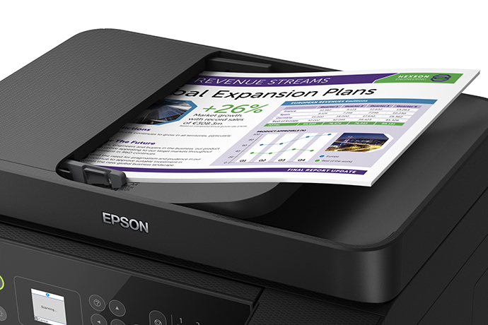 Impressora Multifuncional EcoTank L5190