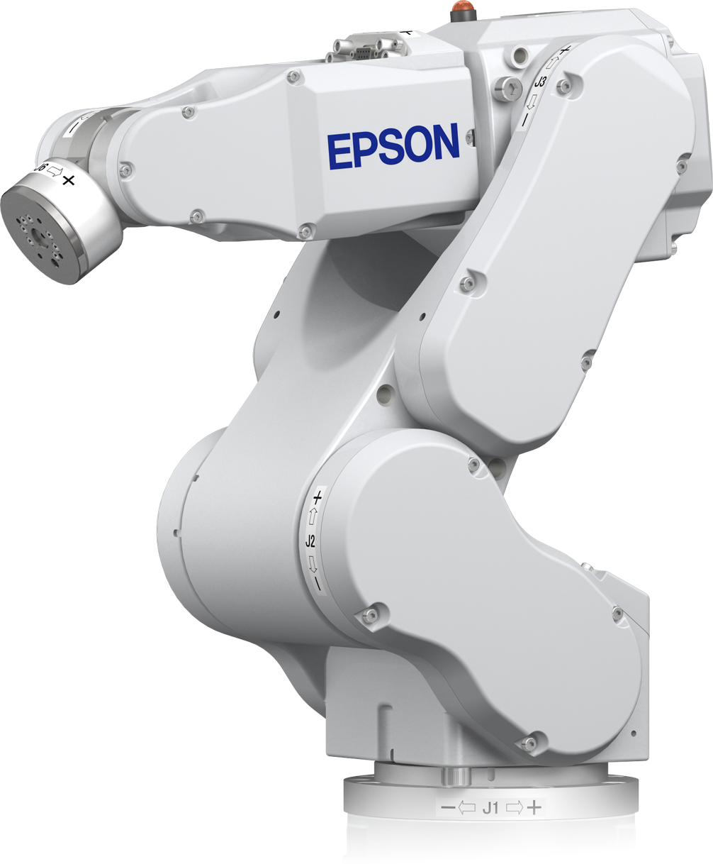 Epson brand robot arm