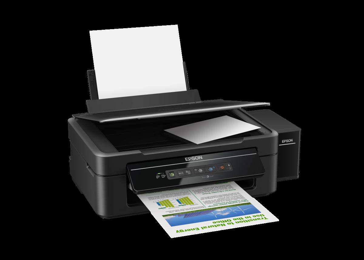 Ecotank L405 Wi Fi Multifunction Inktank Printer Ink Tank System