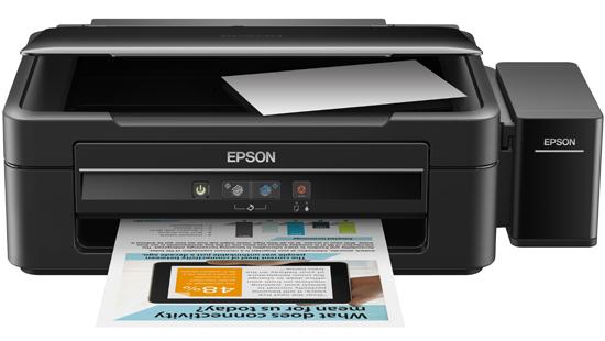 EcoTank L361 Multifunction InkTank Printer