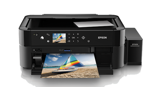 EcoTank L850 Multifunction InkTank Photo Printer