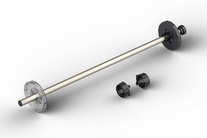 """Roll Feed Spindle - 36"""""""