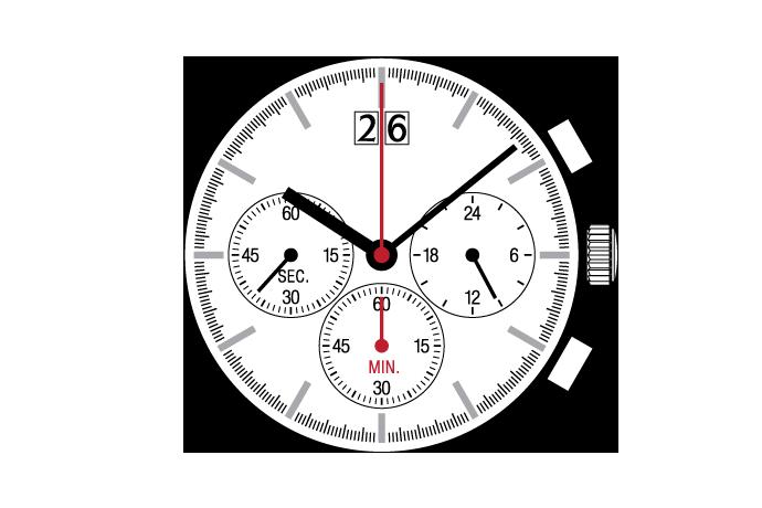 Center Chronograph  YM04
