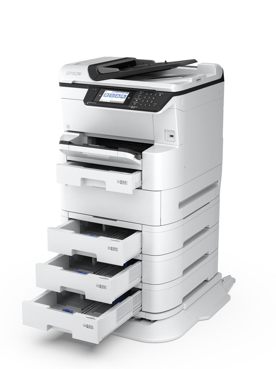 WorkForce Pro WF-C878R A3 Colour Multifunction Printer