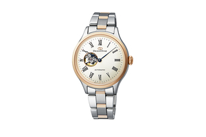 ORIENT STAR: Mechanical Classic Watch, Metal Strap - 30.5mm (RE-ND0001S)