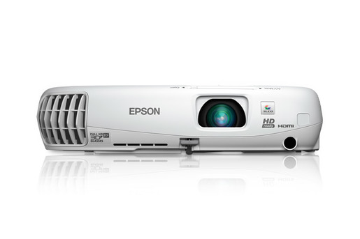 PowerLite Home Cinema 750HD 720p 3LCD Projector