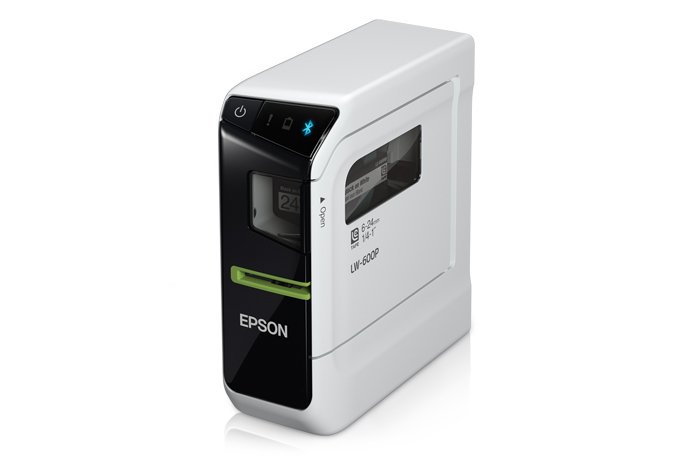 epson labelworks lw-600p portable label printer | label | printers
