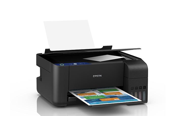 Impresora Multifuncional Epson Ecotank L3110 Inyecci 243 N