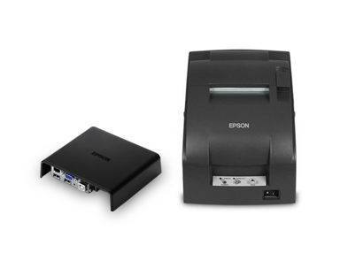 Epson TM-U220-i KDS with VGA or COM