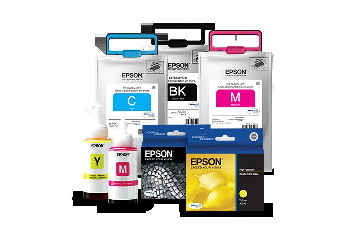 Epson T616, Black Ink Cartridge