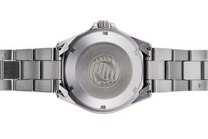 ORIENT: Mechanical Sports Watch, Metal Strap - 41.8mm (RA-AA0002L)