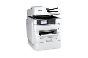 Impresora Multifuncional Departamental a Color WorkForce Pro WF-C879R