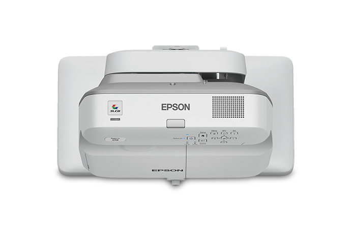 Epson EB-675Wi Ultra-Short Throw Interactive Classroom Projector
