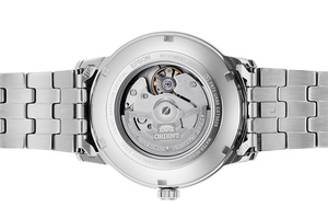 ORIENT: Mechanical Contemporary Watch, Metal Strap - 41.6mm (RA-AC0F09L)