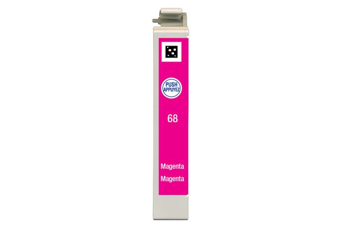 Epson 68, Magenta Ink Cartridge, High Capacity