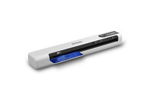 DS-80W Wireless Portable Document Scanner