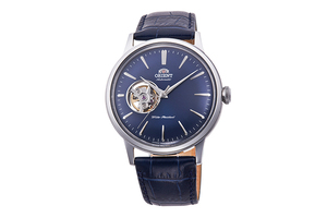 ORIENT: Mechanical Classic Watch, Leather Strap - 40.5mm (RA-AG0005L)