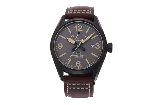 Mechanical Sports, Leather Strap - 41.0mm (RE-AU0202N)