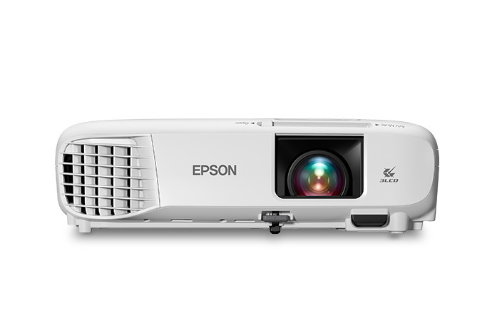 880X 3LCD 1080p Smart Portable Projector