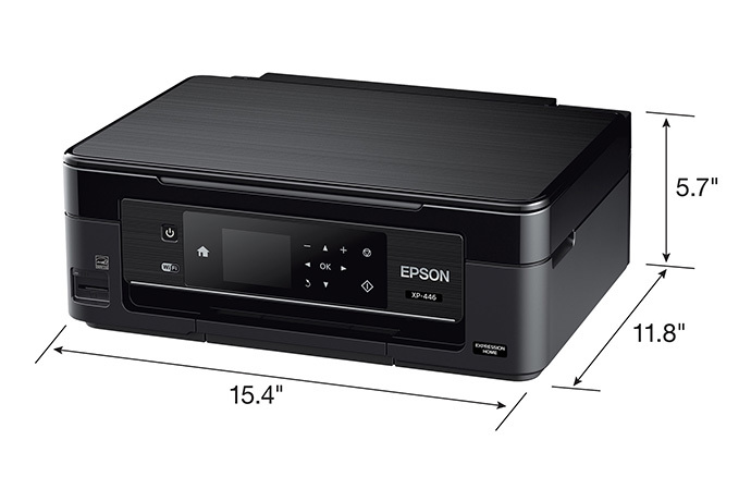 Epson Expression Home XP-446 Small-in-One All-in-One Printer