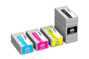 Epson GJIC5 Ink Cartridges for ColorWorks C831