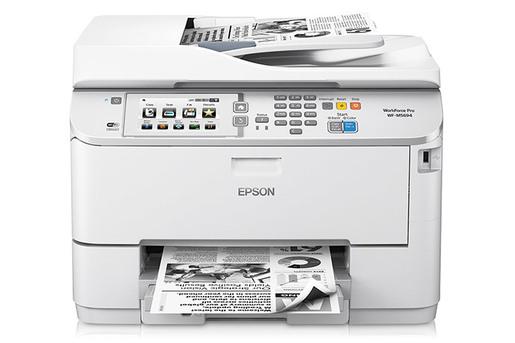 WorkForce Pro WF-M5694 Multifunction Monochrome Printer