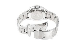 ORIENT: Mechanical Sports Watch, Metal Strap - 41.8mm (RA-AA0812L)