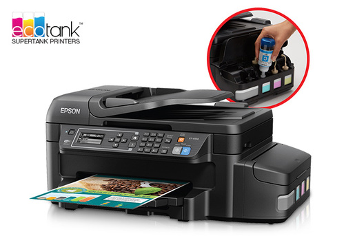 WorkForce ET-4550 EcoTank All-in-One Printer