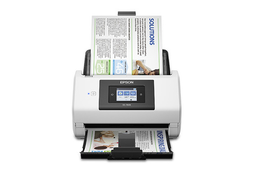 Scanner Colorido de Documentos DS-780N