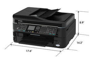 Epson WorkForce 633 All-in-One Printer