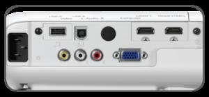 Epson U04 WUXGA 3LCD Projector