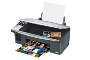 Epson Stylus CX7000F All-in-One Printer