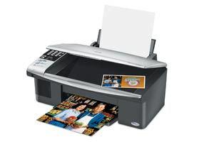 Epson Stylus CX7000F All-in-One Printer