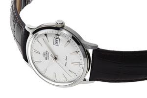 ORIENT: Mechanisch Klassisch Uhr, Leder Band - 40.5mm (AC00005W)