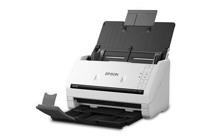 Epson WorkForce DS-770 Color Document Scanner - Refurbished