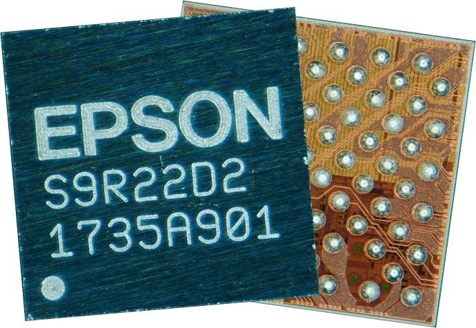 GNSS-IC WLCSP (w/o Flash)