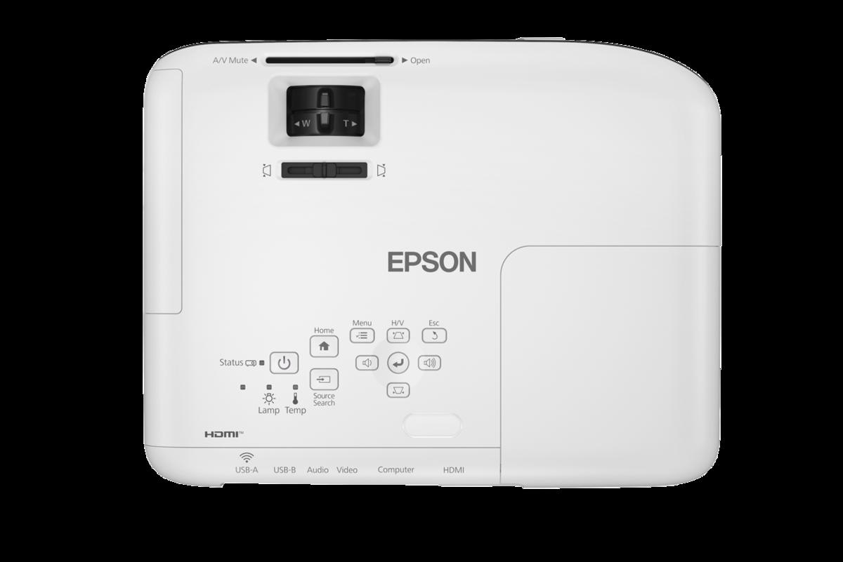 Epson EB-X51 XGA 3LCD Projector