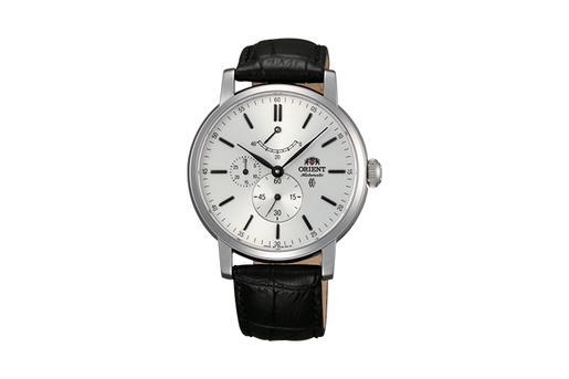 Mechanical Classic, Leather Strap - 41.0mm (EZ09004W)