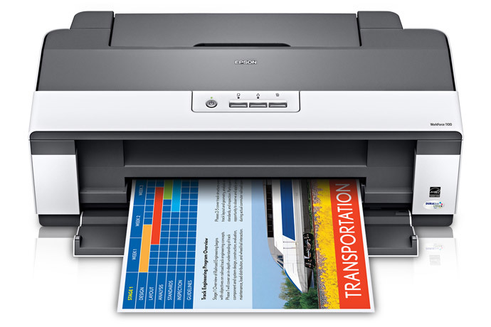 Epson WorkForce 1100 Inkjet Printer
