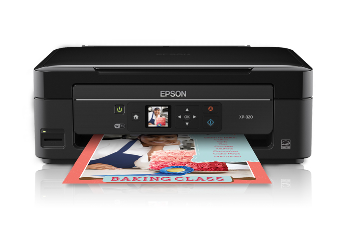 Epson Expression Home XP-320 Small-in-One All-in-One Printer