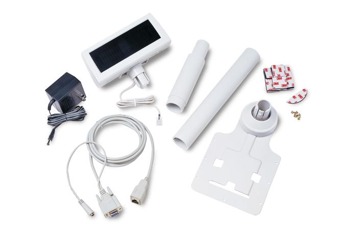 DM-D805 Pole Display Kit