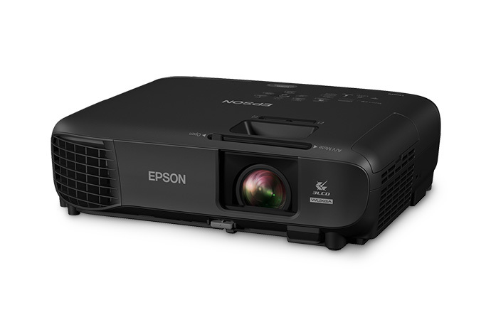 PowerLite 1286 Wireless WUXGA 3LCD Projector