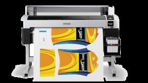 Epson SureColor SC-F6270 44 inch Dye-Sublimation Garment Textile Large Format Printer