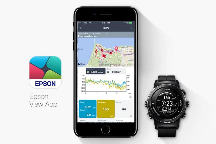 ProSense 367 GPS Multisport Watch - Black