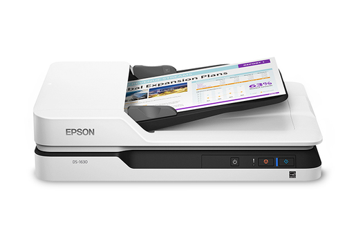 Scanner Colorido de Documentos Epson DS-1630