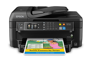 Epson workforce wf 2760 all in one printer inkjet for Best home office multifunction printers