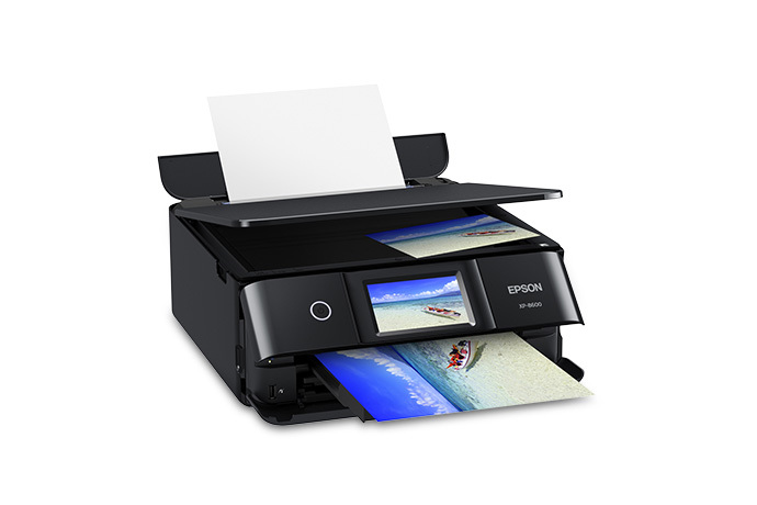 Expression Photo XP-8600 Small-in-One Printer