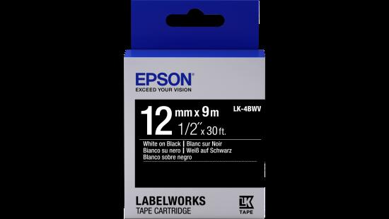 LabelWorks Standard LK Tape Cartridge ~1/2