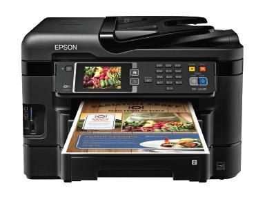 epson wf-3640 installation software